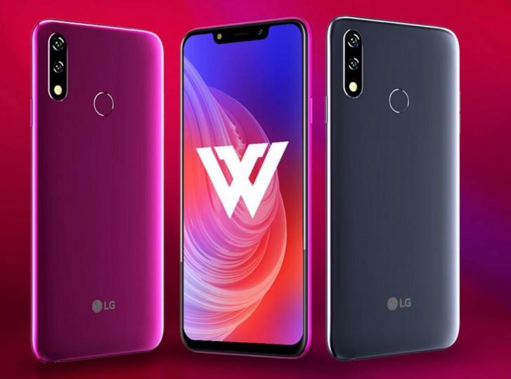 LG W series premiere in India - W10, W30 and W30 Pro