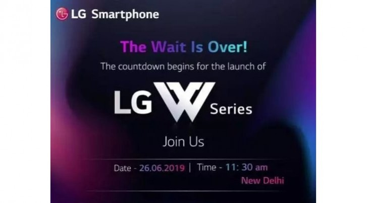 LG W10 to launch in India on June 26, leaked invite reveals