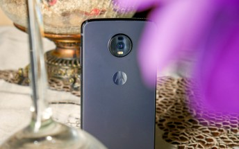 Motorola has no plans to update the Moto Z4 with Android R