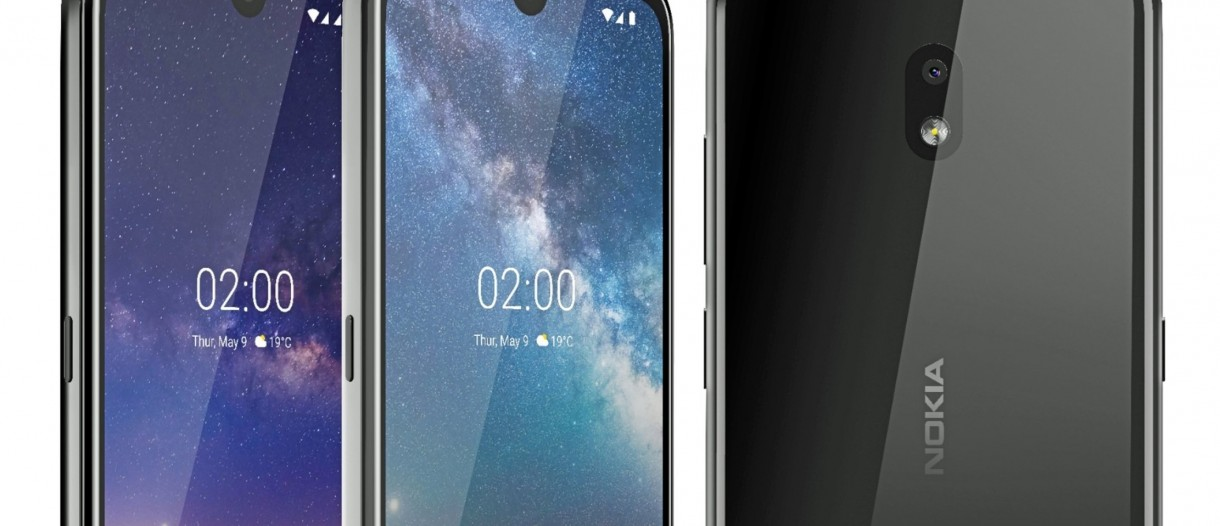 Nokia 2 2 render surfaces ahead of today's launch - GSMArena