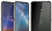 Nokia 2.2 render surfaces ahead of today's launch