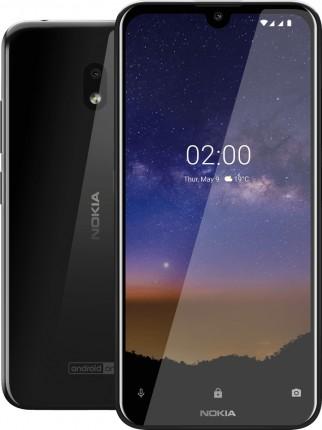 Nokia 2.2 in Tungsten Black color