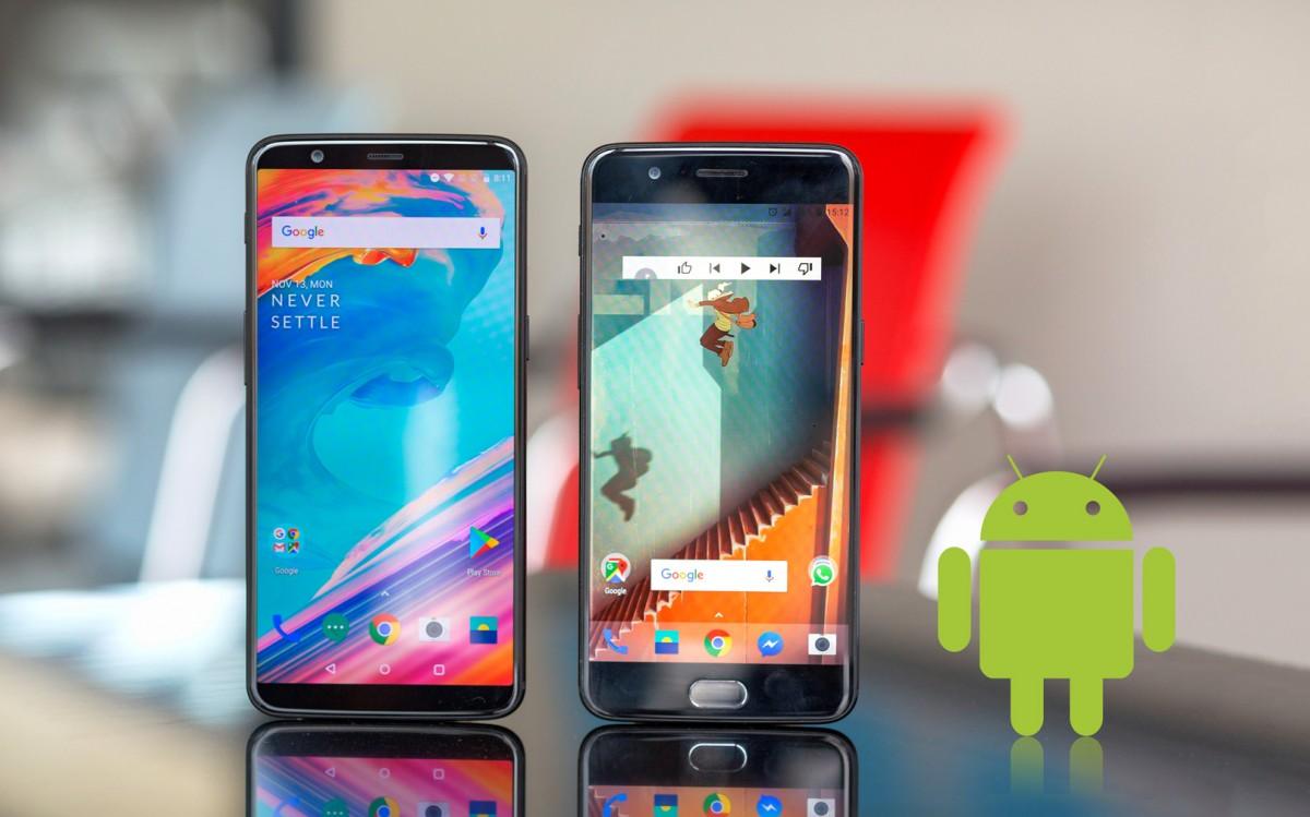 OnePlus с официальным заявлением, почему обновление 5 и 5T было отложено