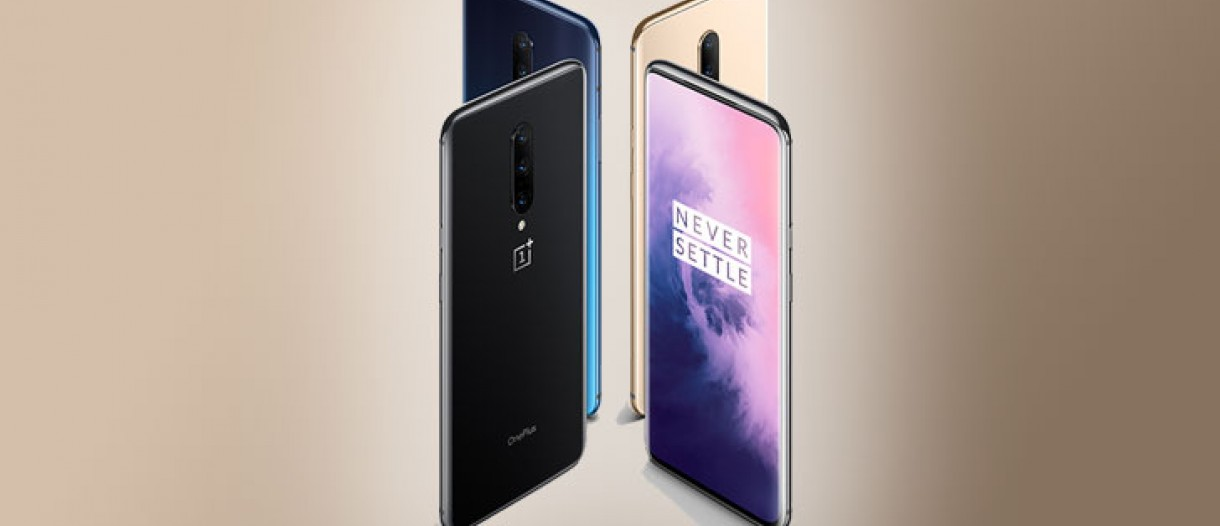 Almond OnePlus 7 Pro is now selling in India - GSMArena com news
