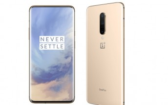 Almond colored OnePlus 7 Pro hitting India on June 14