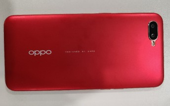 First Oppo A1s images leak online