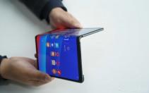 Oppo prototype folding phone