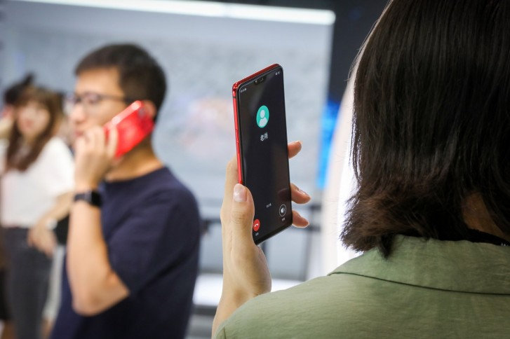 Oppo MeshTalk can make calls and send texts with no carrier or Internet connection
