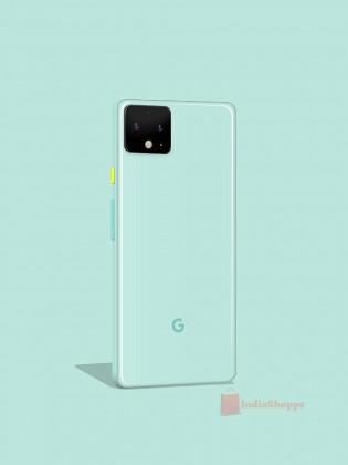 Google Pixel 4 alleged color pallete
