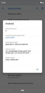 Pixel 3 updates