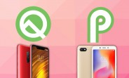 The Android Pie update for Redmi 6 and 6A is back on track