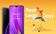 Realme wants you to invite friends over to win discounts and prizes