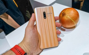 Realme X Onion hands-on photos