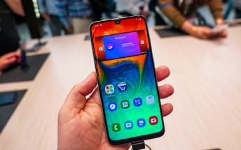Samsung updates Galaxy A30 with slow-motion video recording