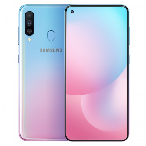 Samsung Galaxy A60 in new Peach Sea Salt color goes on sale in China