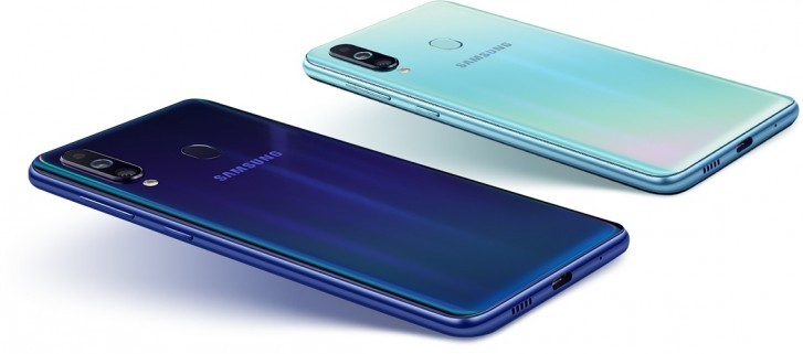 Samsung Galaxy A60 arrives in another new color called Peach Mist
