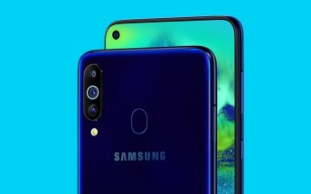 Samsung Galaxy M40 goes on sale in India