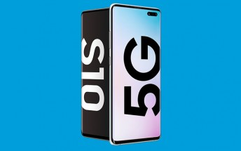 AT&T Business customers can now purchase the Samsung Galaxy S10 5G