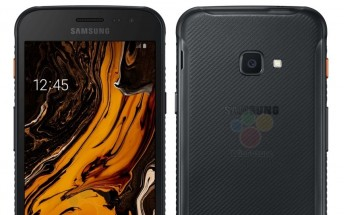 Samsung Galaxy Xcover 4S specs and renders surface