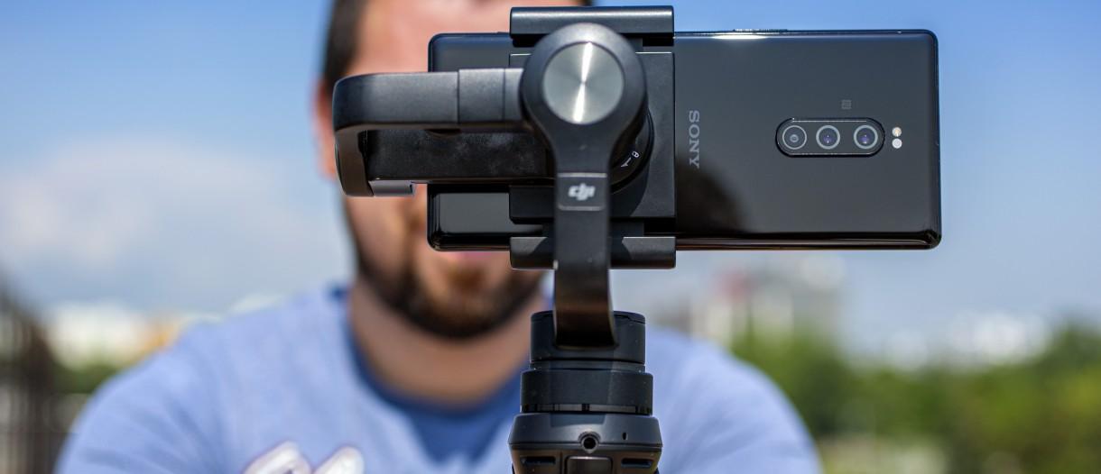 Sony Xperia 1's Cinema Pro app put to the test: shooting a cinematic video - GSMArena.com news