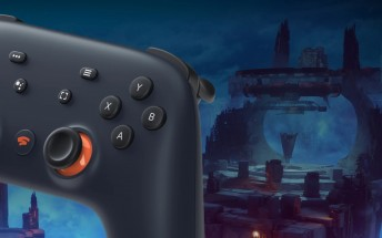 Stand-alone controllers for Google Stadia now available for pre-order