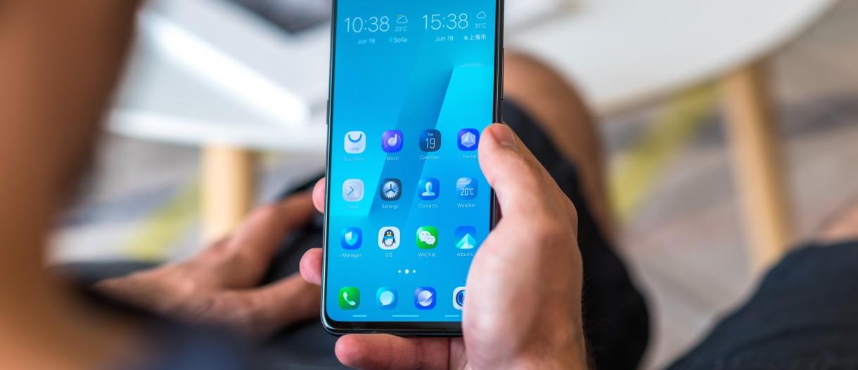 vivo NEX S gets Android Pie - GSMArena com news