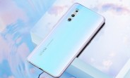 vivo X27 appears in a new color called Symphony Summer