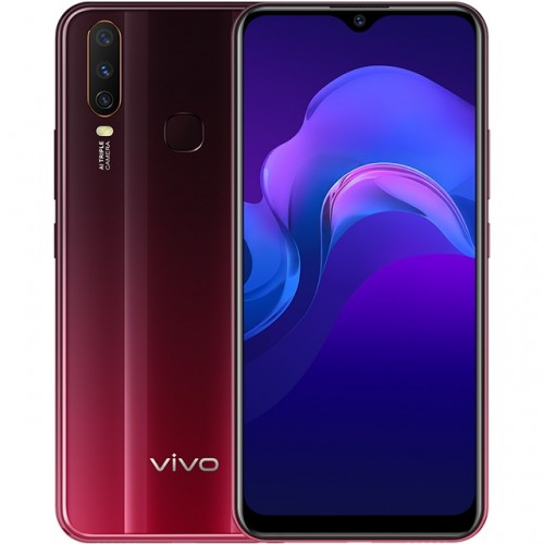 vivo Y12 goes official with a 5,000 mAh battery and triple camera