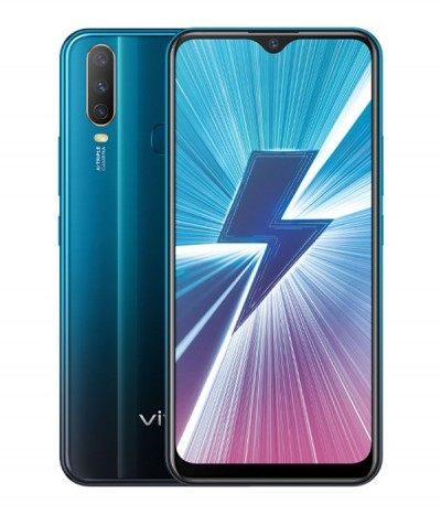 vivo Y17 - used for illustrative purposes