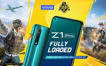 Vivo Z1 Pro is shaping to be a gamer-centric smartphone