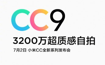 Xiaomi Mi CC9 to have 32 MP selfie camera with advanced Beauty mode