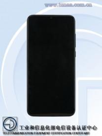 Xiaomi Mi CC9e TENAA images