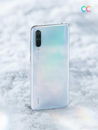 Xiaomi Mi CC9 renders