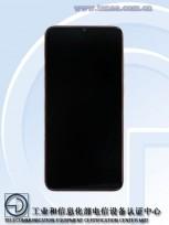 Xiaomi Mi CC9 Meitu edition front