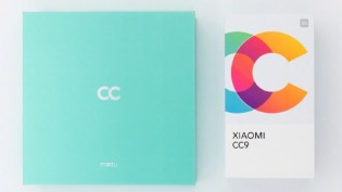 Mi CC9 Meitu Custom Edition Packaging