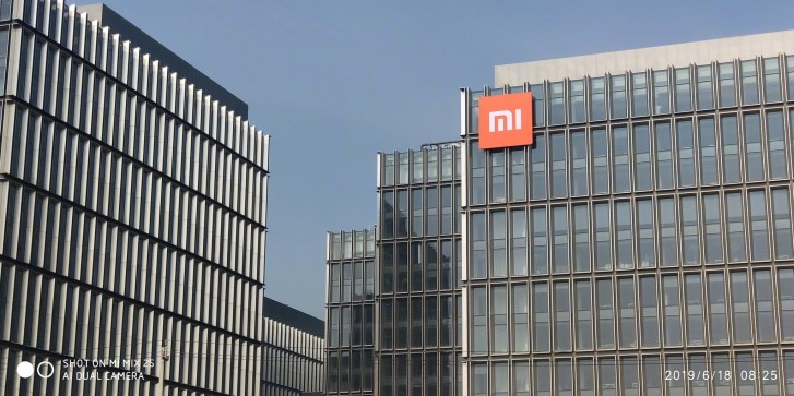 Xiaomi also moved to a new HQ building earlier this year