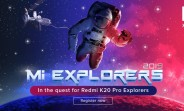 Xiaomi India is looking for 48 Explorers of the new Redmi K20 Pro