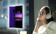 Sony Xperia 1 US pre-orders start  with WH-1000XM3 bundle