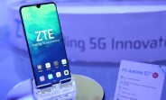 ZTE's first 5G phone could arrive in China sometime in July