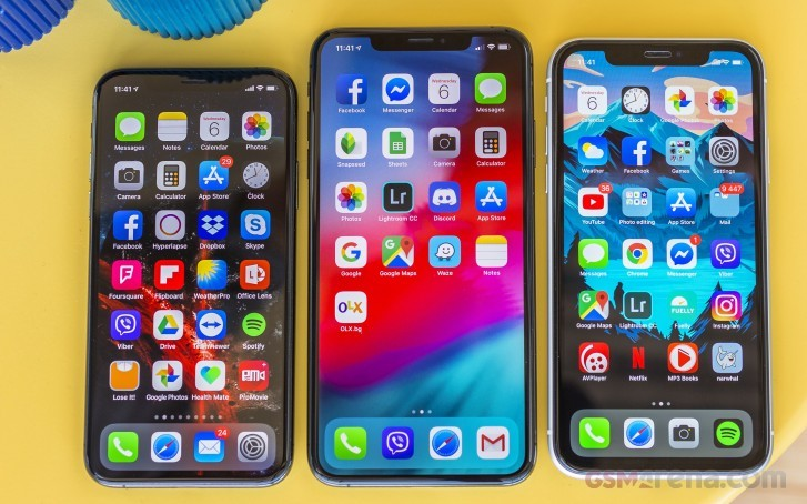 Apple set to release 3 5G phones next year