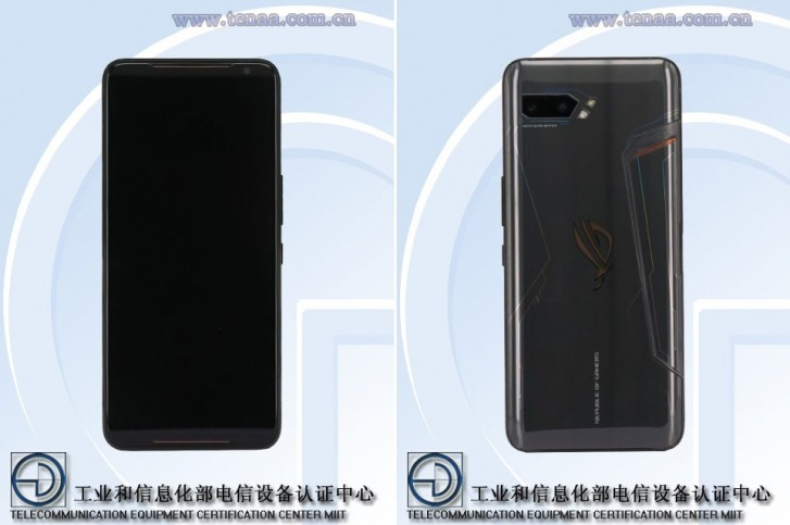 Asus ROG Phone 2 full specs revealed by TENAA