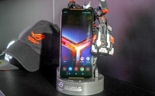 The Asus ROG Phone II has a great pedigree when it comes to gaming hardware