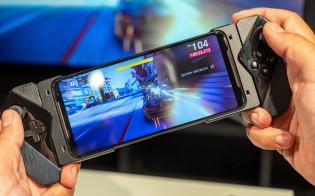Kunai Gamepad: handheld