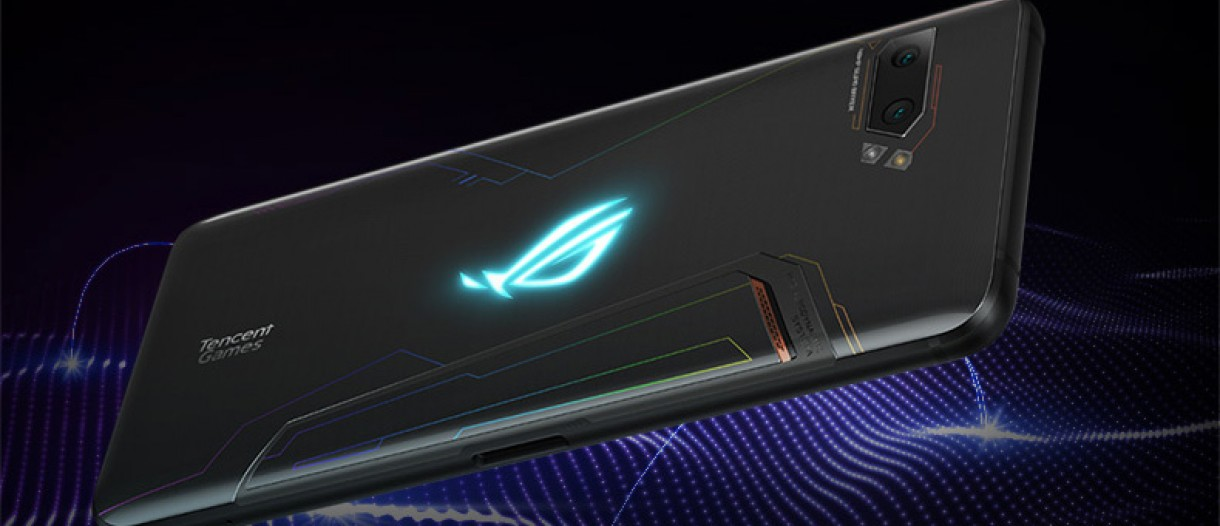 Asus reveals ROG Phone II pricing for China, including a