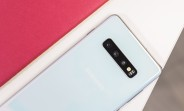AT&T's Galaxy S10+ is first in the US to receive dedicated camera Night Mode