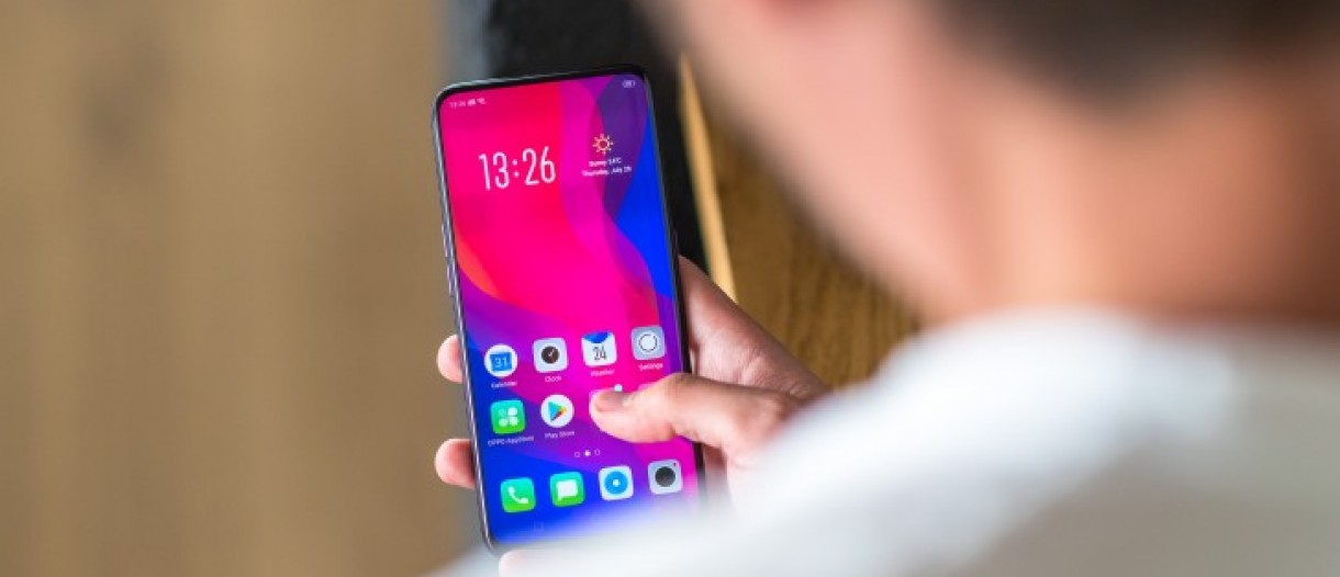 Oppo Find X getting access to ColorOS 6 beta - GSMArena com news