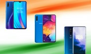 Counterpoint: Indian smartphone market posts new record in Q2
