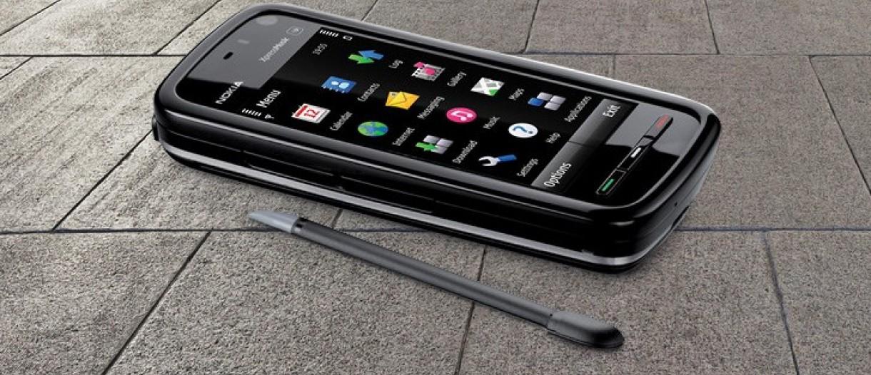 Flashback: Nokia 5800 XpressMusic - the little touchscreen