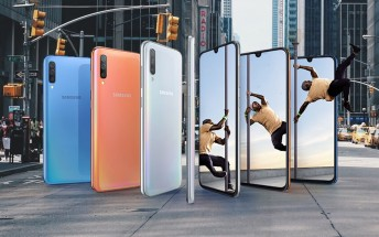 Samsung Galaxy A70 gets Super Steady video mode with latest update