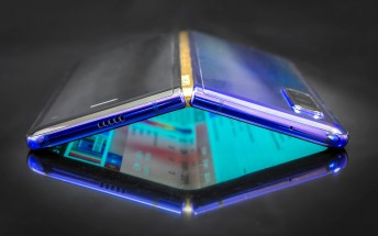 Samsung Galaxy Fold 2 tipped to feature under-screen camera